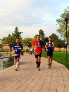 Italy Run with Kamil